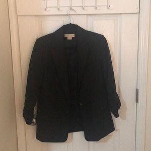 Michael by Michael Kors black blazer. Size 8